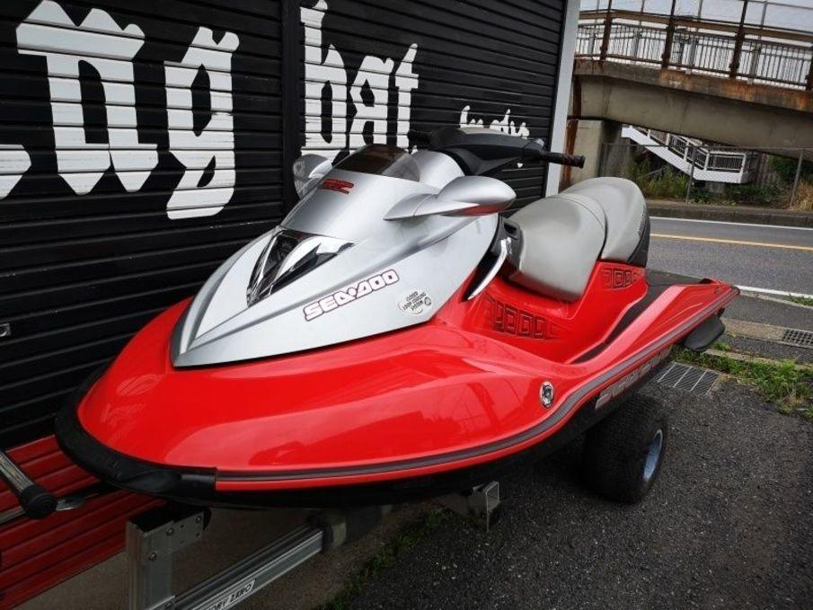 SEADOO GTX 4TEC JET DRIVE used boat in Japan for sale
