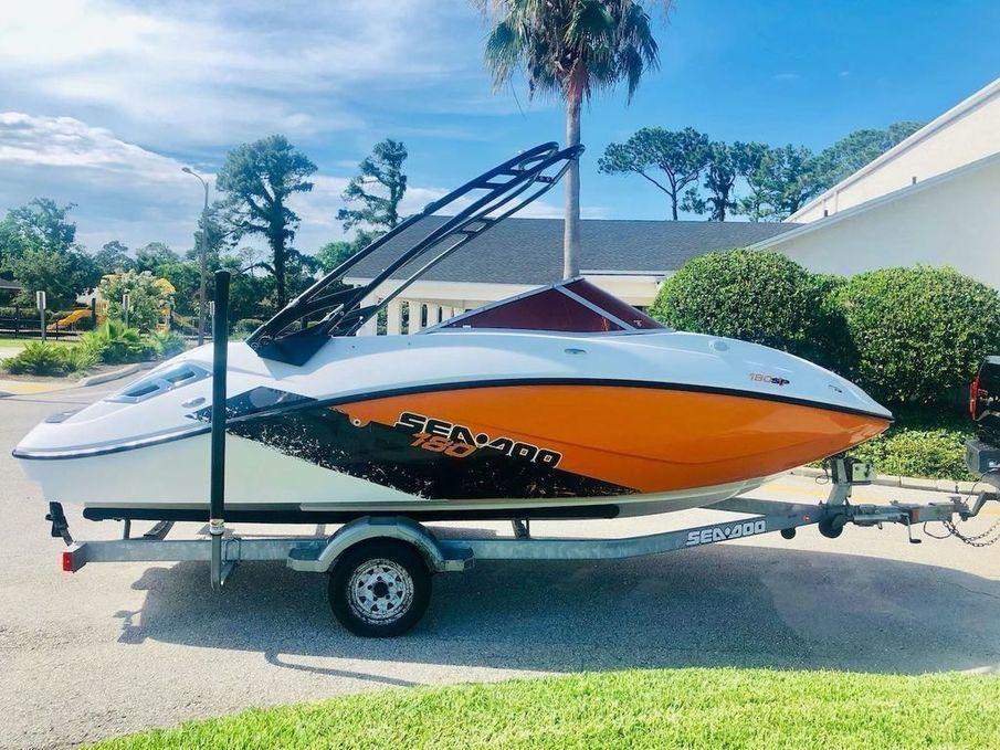 SEADOO 180 SP JET DRIVE used boat in Japan for sale