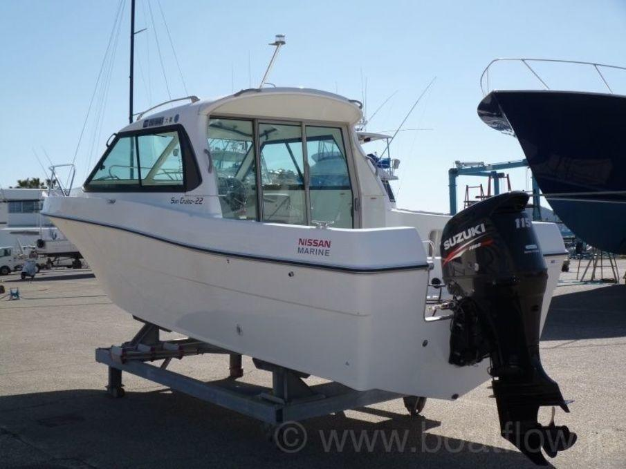 Nissan Suncruise 22 Outboard Used Boat In Japan For Sale