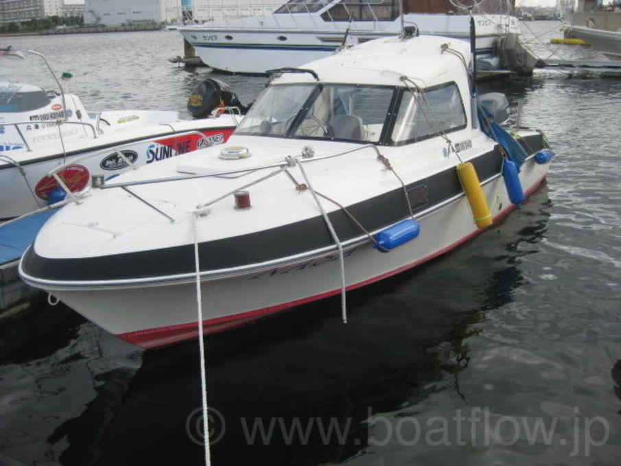 Nissan Fsb630t Liberty Outboard Used Boat In Japan For Sale