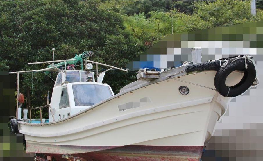 yamaha fishing vessel inboard used boat in japan for sale