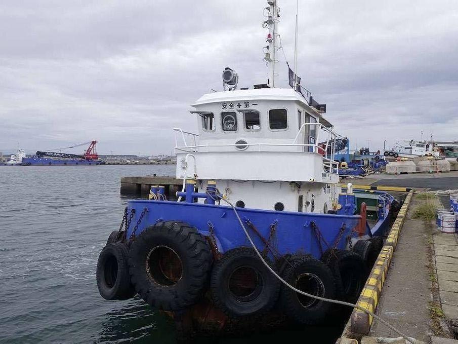 SOTOURA DOCK WORK VESSEL INBOARD used boat in Japan for