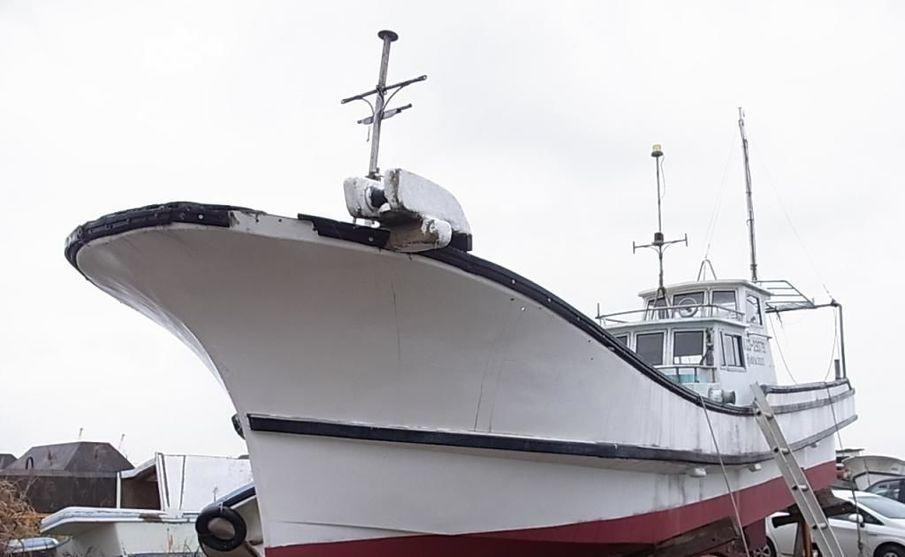 KOZE DOCK FISHING VESSEL INBOARD used boat in Japan for sale
