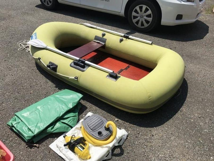 ACHILLES INFLATABLE CRAFT Inflatable boat NO ENGINE