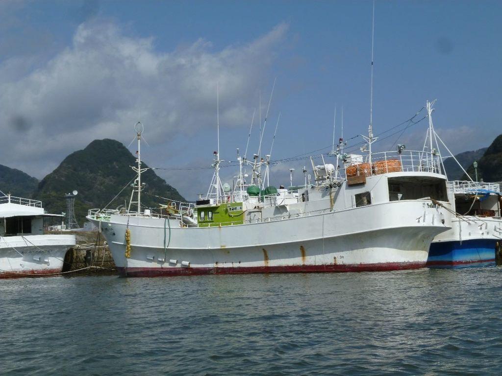 Higashi Kyushu Shipyard Tuna Fishing Vessel Inboard Used Boat In Japan For Sale Boatflow Jp