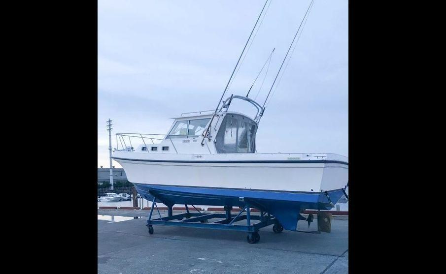 ALBIN MARINE ALBIN 28 INBOARD used boat in Japan for sale