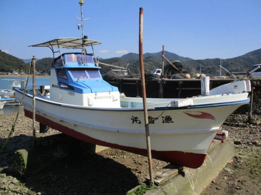 YANMAR DA-24BF INBOARD used boat in Japan for sale
